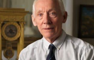 Eric W. Vlaanderen overleden